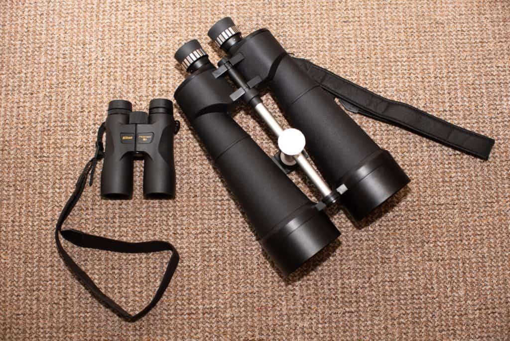 binoculars for stargazing