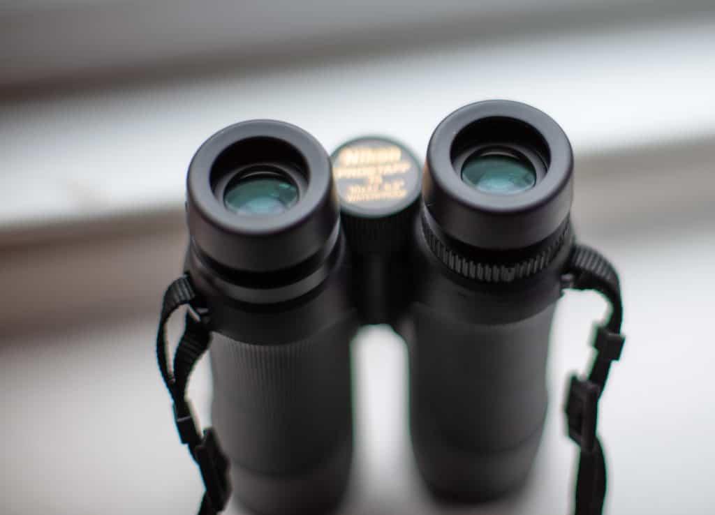 how to remove internal binoculars condensation